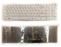 Клавиатура для ноутбука SONY Fit 15, SVF15 series, белая без фрейма новая