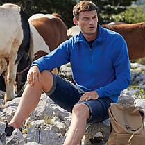 Классический мужскай свитер на молнии до груди 62-114-0, фото 2
