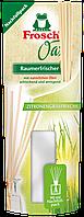 Освежитель воздуха Оазис Лимонная трава (запасная упаковка) FROSCH 90 мл