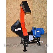 """Щепорез деревини """"Shkiv"""" 80 мм електро 7,5 кВт, фото 3"""