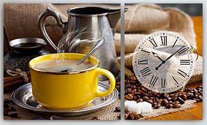 Часы настенные кухонные 100х60
