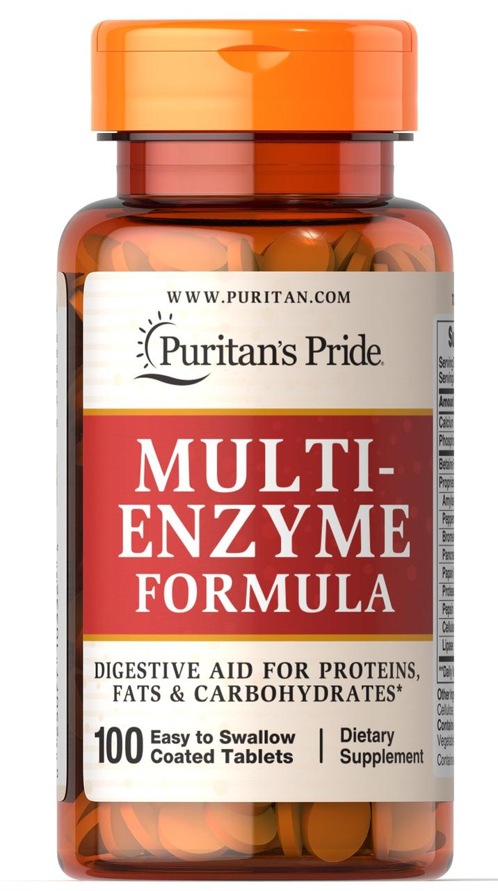 Multi Enzyme100 Tablets