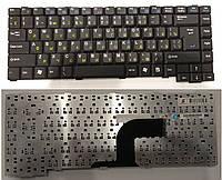Клавиатура для ноутбука OEM Fujitsu, Rover RU черная новая