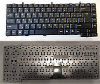 Клавіатура для ноутбука OEM IRU 4115w RU чорна нова