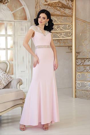 Женское вечернее платье размеры:,L,XL, фото 2