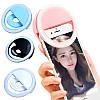 Вспышка-подсветка для телефона селфи-кольцо RK-12 Selfie Ring Light, фото 2