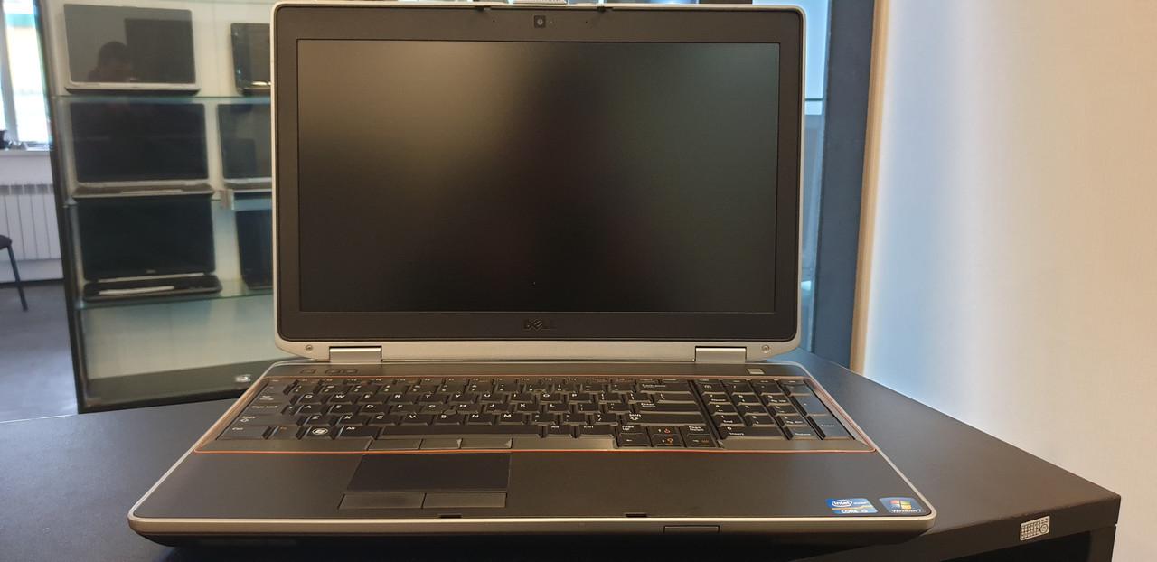 "Ноутбук Dell Latitude E6520 i5 -2540QM |15,6""I (2,8Ghz) SSD 120Gb"