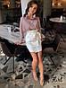 Блуза «Валерия», ткань: креп-шёлк. Размер: 42-44. Разные цвета (6323), фото 6