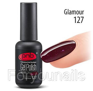 Гель-лак PNB 127 Glamour 8 мл