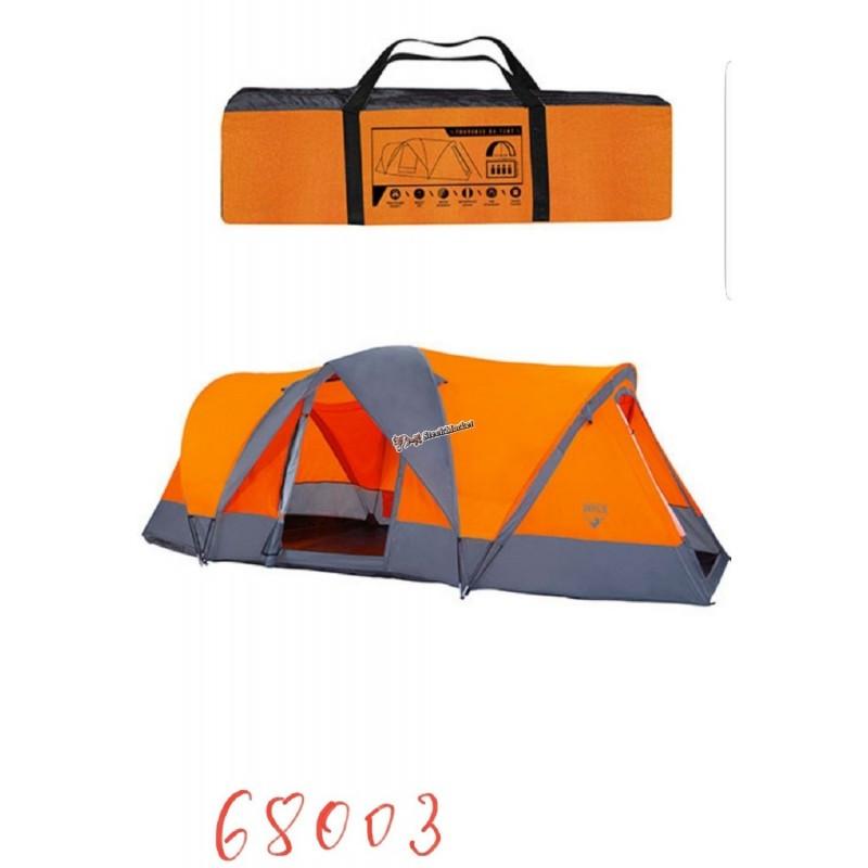 Палатка туристическая Traverse 4-х местная Bestway 68003 480 х 210 х 165 см