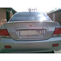 Спойлер багажника Mitsubishi lancer 9