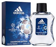Вода туалетная Adidas 100 мл Champions Edition