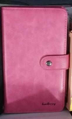 Женский кошелек, портмоне Baellerry розовый