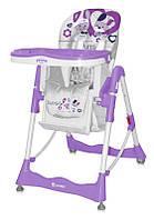 Детский стульчик для кормления PRIMO VIOLET BUNNIES