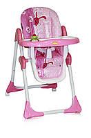 Детский стульчик для кормления YAM YAM Pink Rabbits
