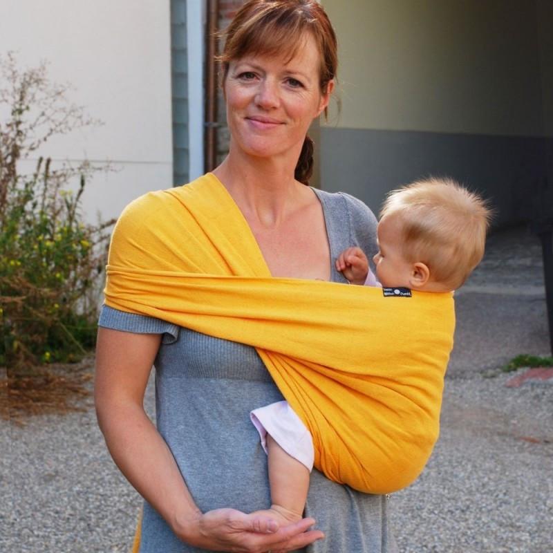 Слинг-шарф DIDYMOS Prima Sonnengelb (4,7 м)