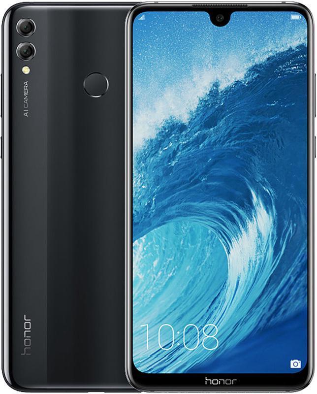 Huawei Honor 8X Max 4/64 GB Black