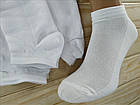 Носки мужские с сеткой белые Стиль Люкс STYLE LUXE   Украина  LYCRA 41-45р НМЛ-06529, фото 4