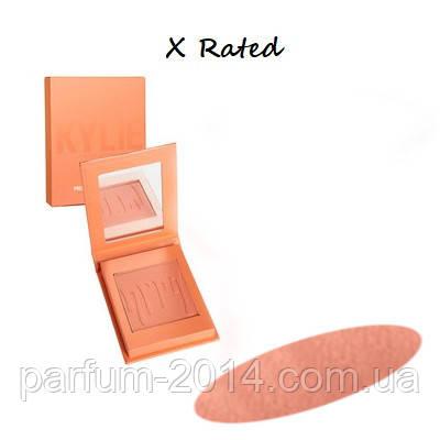 Румяна KYLIE Blush Powder (X-Rated) (реплика), фото 2