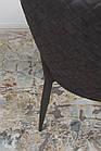 Стул STUTTGART (Штуттгарт) серый от Niсolas, ткань, фото 6