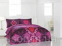 Комплект постельного белья полуторный размер ранфорс  ТМ Gokay Royality