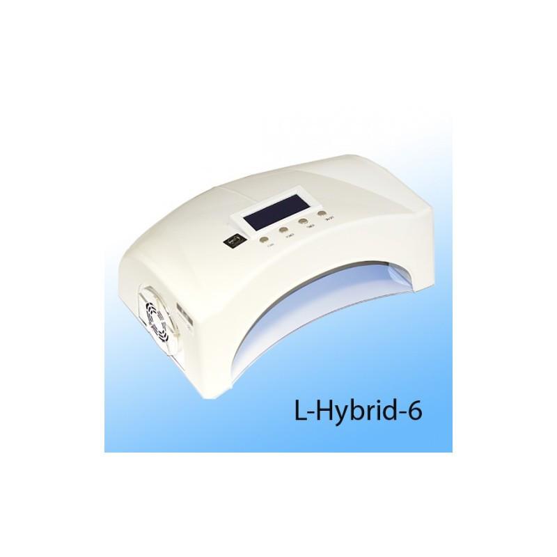 CCFL+LED лампа для сушки ногтей L-Hybrid-6
