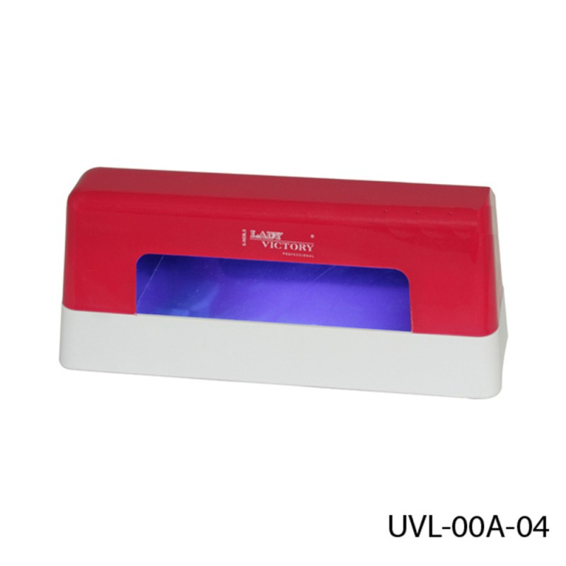 УФ лампа для сушки ногтей UVL-00A-04