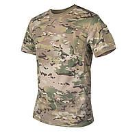 Футболки Helikon-Tex® Tactical T-Shirt - TopCool. Новий товар. 2XL, CAMOGROM-R-