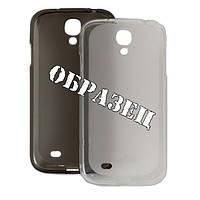 Чехол (силиконовая накладка) для телефона Microsoft Lumia 434 прозрачный