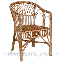 Крісло з лози КО-7
