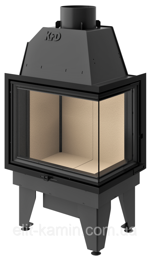 Каминная топка KFD ECO iLine 5161 L/R (11,5kw)