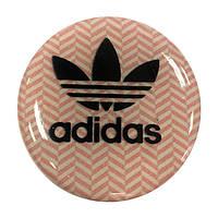 """Попсокет PopSocket 3D """"Adidas"""" №13 - Держатель для телефона Поп Сокет в блистере с липучкой 3М"""