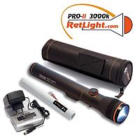 Мобильный фото-видеосвет LED Light фонарь RetLight PRO 2 3000K (3000K)