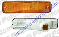 Покажчик повороту передній правий (в бампері) Honda Civic (1988-1989) OE:33300SH3G01