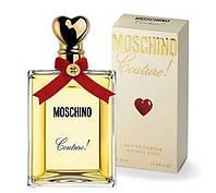 Женская парфюмированная вода Moschino Couture 100ml edp (нежный, чувственный, искрящийся, женственный парфюм)
