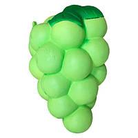 Мягкая игрушка антистресс Сквиши Squishy гроздь винограда с запахом №26