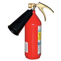 Огнетушитель углекислотный ОУ-2(ВВК-1,4)