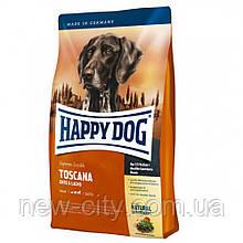 Корм для собак Happy Dog (Хэппи Дог) Toscana Sensible при низкой потребности энергии, 4 кг