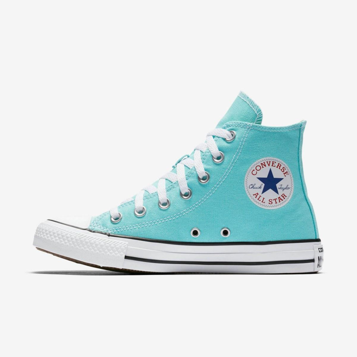 51fb952f Кеды Converse All Star Chuck Taylor High