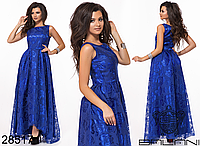 Вечернее платье макси  размеры 42,44,46