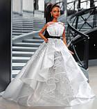 Барби коллекционная 60 летний юбилей афроамериканка, фото 5