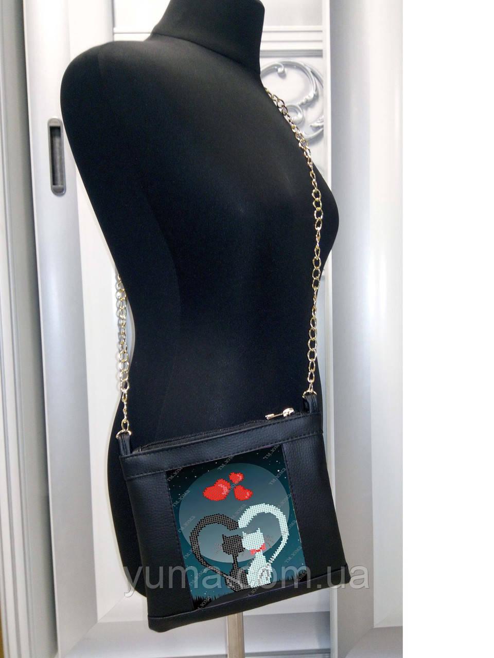 Сумочка детская  для вышивки бисером модель  Мия 9