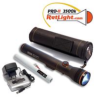 Мобильный фото-видеосвет LED Light фонарь RetLight PRO 2 3500K (3500K)