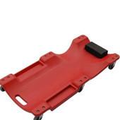 Лежак автосесаря подкатной пластиковый Torin