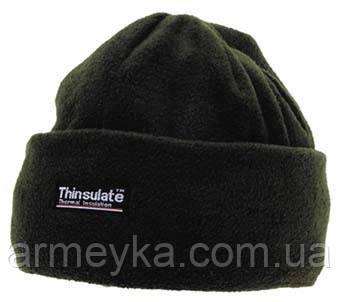 Зимняя шапка Thinsulate,олива