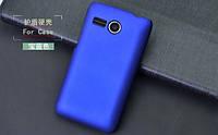 Чехол накладка бампер для Lenovo A316i синий