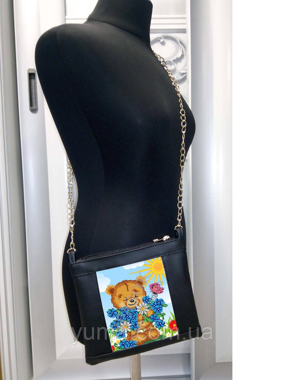 Сумочка детская  для вышивки бисером модель  Мия 10