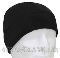 Зимняя шапка BW флисовая, черная