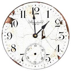 Годинники настінні круглі 36 см (CHR_K_15M013)
