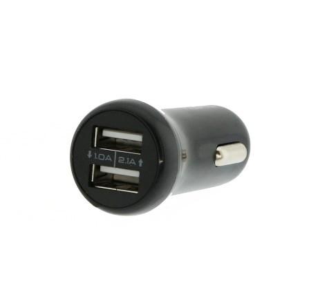 Автомобильная зарядка Havit HV-СС8801 black